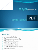 #20 - Ethical Considerations