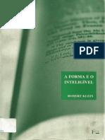 Notas Iconográficas Robert Klein
