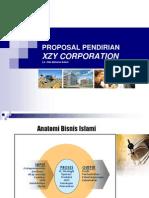 MK. Islamic Business Corporation