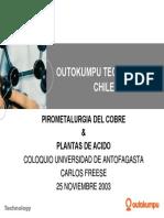 Pirometalurgia (Carlos Freese)