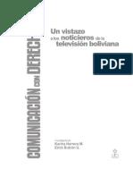 Un Vistazo a Los Noticieros de La Televisión Boliviana