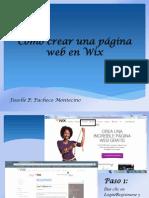 cmocrearunapginawebenwix-130905205127-