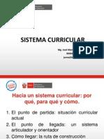 Sistema Curricular I