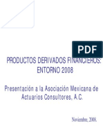 Productos Derivados Financieros - Monex