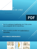 Los Pueblos Originarios de Chile