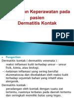 Asuhan Keperawatan Dermatitis Kontak.pptx