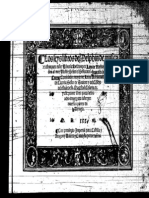 Luis de Narvaez, Los Seys Libros del Delphin, 1538