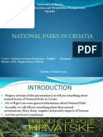 National Parks in Croatia (1)