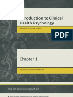Introduction to Clinical