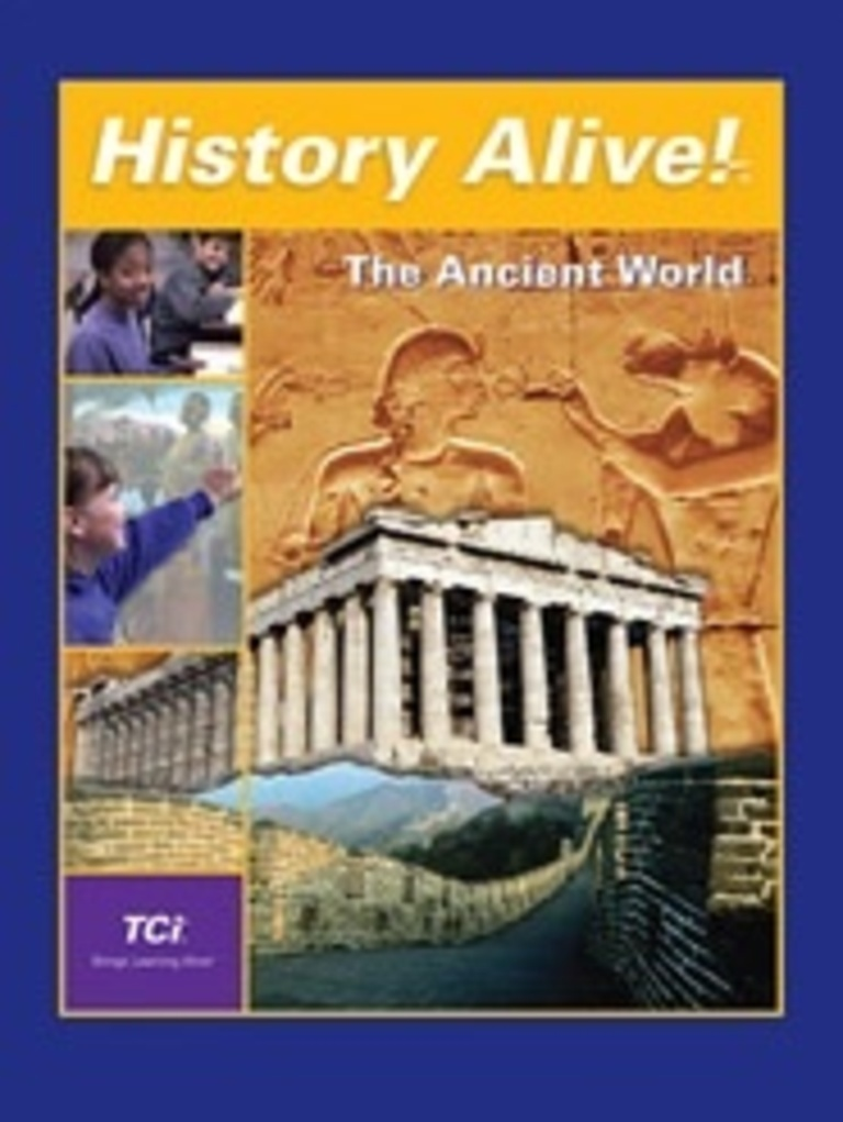 History Alive: The Ancient World (TEXT ONLY) | Lucy