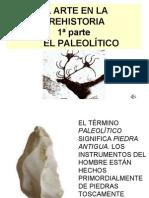 FICHA 3. ARTE DE lA PREHISTORIA (Paleolítico)