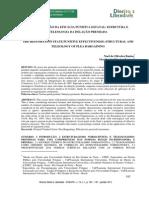 A Restauração Da Eficácia Punitiva Estatal - Estrutura e Teleologia Da Delação Premiada