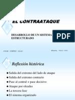 Estructurar El Contraataque. Jorge Jiménez