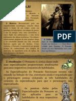 O TOMO -- Classe Pensante