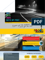 Roads SAT Brochure