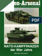 (Waffen-Arsenal Sonderband S-18) NATO-Kampfpanzer der 90er Jahre