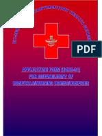Nabh Application Hospital