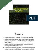 Jalur Info Genetik 2013