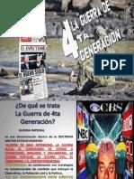 Guerra de 4ta Generación Contra Chávez