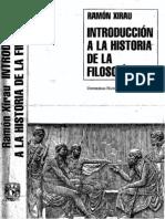 Sesion 15 Xirau, Ramón. Introduccion a la Historia de la filosofia.pdf