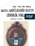 Ikinci Abdülhamid Han´in Liderlik Sirlari