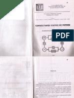 Ionescu, F. Si Altii - Convertoare Statice de Putere - Indrumar de Laborator