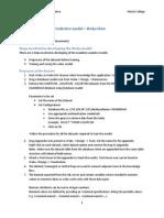 Academic Analytics Model- Weka Flow