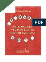Artropodele, vectori pentru agentii patogeni