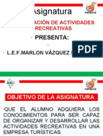 Programa Organizacion