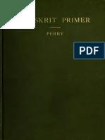 Sanskrit Primer b 00 Perr