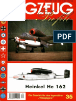(Flugzeug Profile No.35) Heinkel He 162