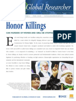 Honor Killings - Can Murders of Women and Girls Be Stopped?