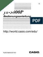 Casio Programmierbar Taschenrechner Fx 5800P Ger