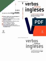 Idiomas - Verbos Ingleses