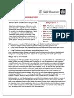 ECCD Factsheet Final