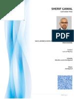 Sherif Gamal's CV