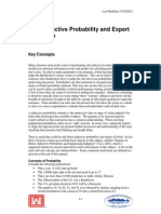 13-Subjective Probability and Expert Elicitation