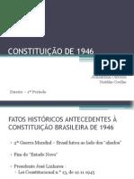 CONSTITUIÇÃO DE 1946 fim.pptx