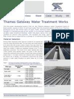 Thames Gateway Water Treatment En