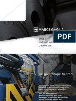 Marcegaglia Strips Pickled Cold Rolled Galvanized en Gen11