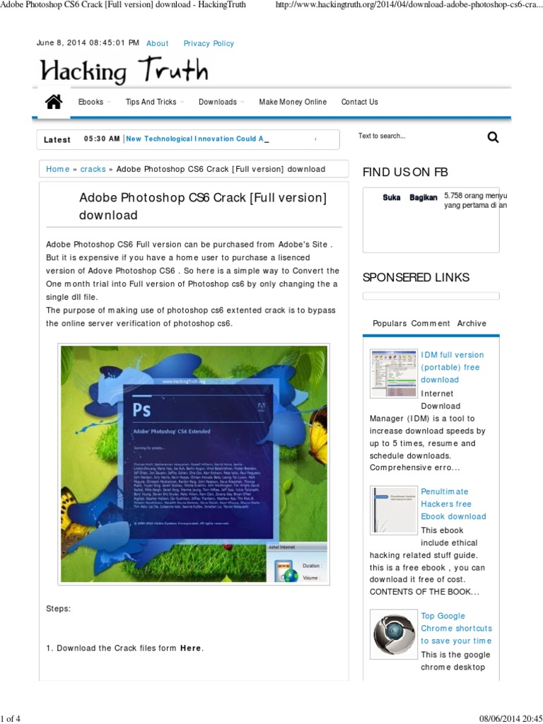 adobe illustrator cs3 crack file download