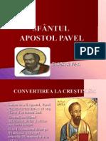 Sfantul Apostol Pavel