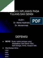 Infeksi Dan Inflamasi Pada Tulang Dan Sendi