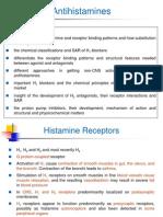 PHARM4515 8 (Antihistamines)