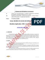 Btpv 2014_004_gc - Ingreso de Agua en Filtro de Aire - Cobalt y Spin Diesel