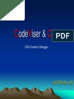 Introduction of CodeViser&CV