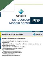 METODOLOGIA DO MODELO DE ENSINO NOS CURSOS DE DIREITO 2014.1.pptx