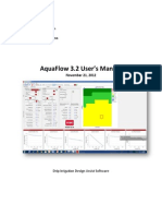 AquaFlow 3.2 UserManual