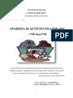 Apariția Și Activitatea Fsk-ului