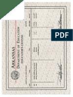 standard license exp 2017